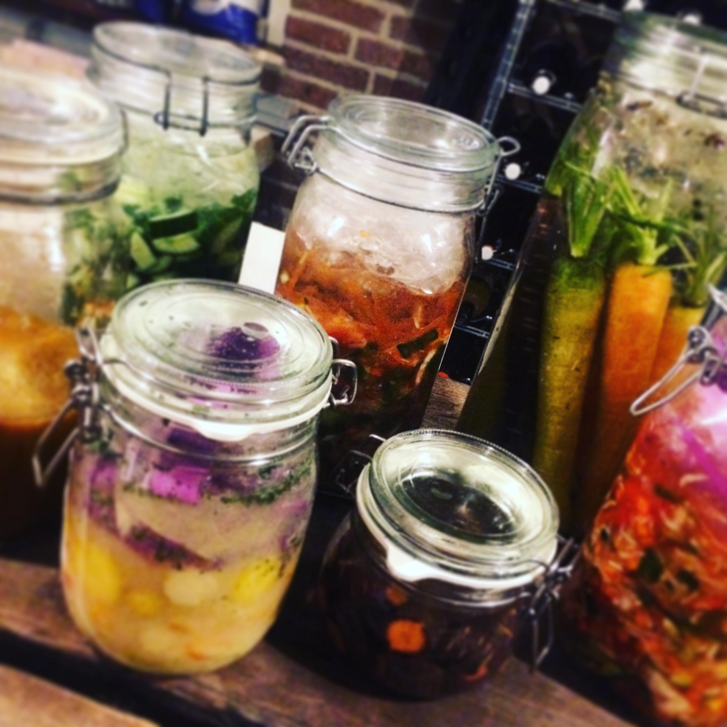 Pickle's en azijn